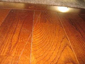 Laminate chips dents scratches gouges laminate floor - Does laminate flooring scratch ...