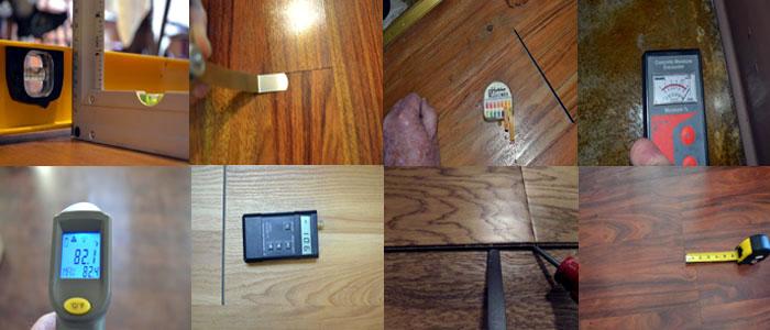 laminate flooring problems identification